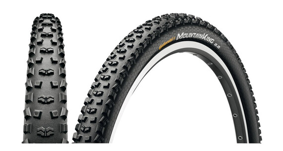 "Continental Mountain King 2.2 band Sport 27.5"" draadband Skin zwart"